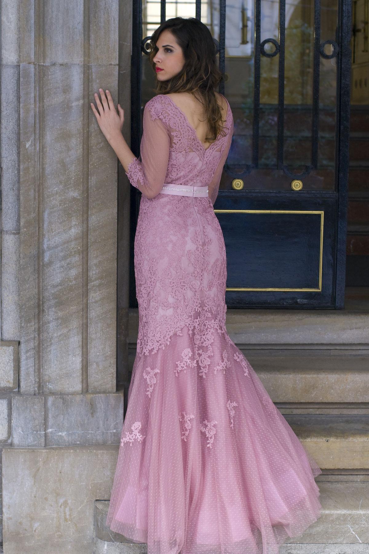 Lujoso Vestidos De Fiesta Enrique Cresta - Colección de Vestidos de ...