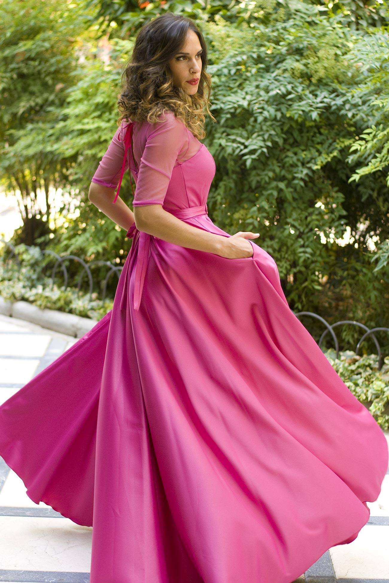Atractivo Vestidos De Dama De Honor De La Granada Fotos - Ideas de ...